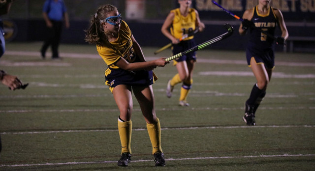 The Saline Post: Gallery: Maloney Wins it at the Buzzer for Saline Field Hockey