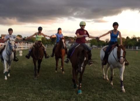 Equestrian Team Continues Impressive Season