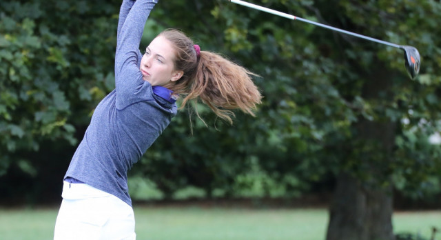 The Saline Post: Pribble Shines as Saline Golf Earns 2 SEC Wins in Final Home Match