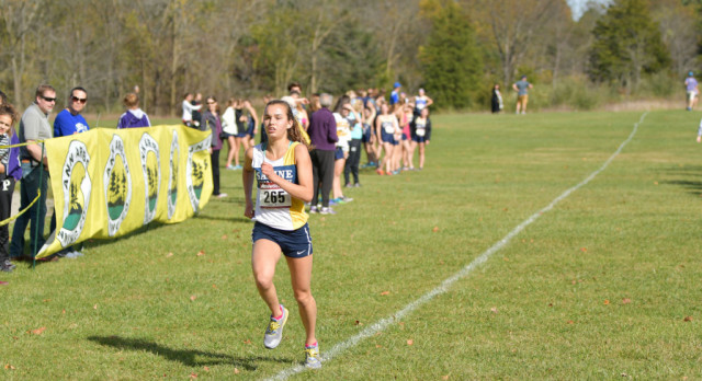 The Saline Post: Saline Girls Take 2nd at SEC Final Jamboree