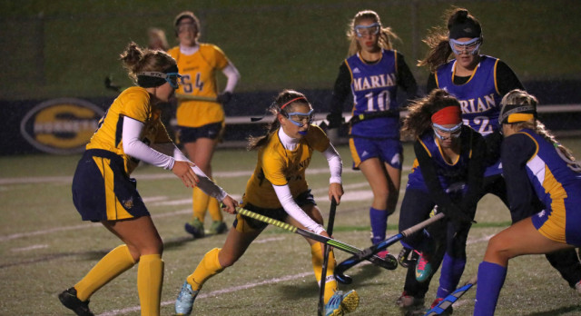 The Saline Post: Saline's Field Hockey Season Ends in Quarterfinals