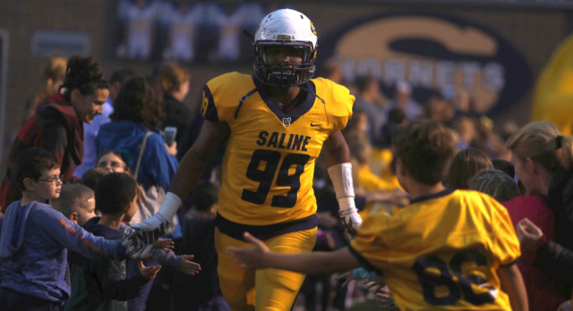 The Saline Post: Amadi and the Defensive Line Answered Preseason Questions With Hard Work