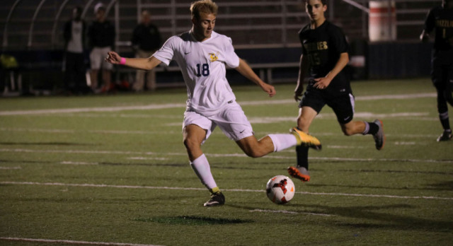 The Saline Post: GALLERY: Saline Passes First Playoff Soccer Test