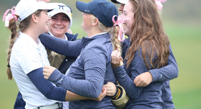 The Saline Post: Saline Takes Third at Girls Golf State Finals