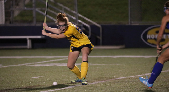 The Saline Post: FIELD HOCKEY: Reilly Scores Hat Trick as Saline Advances to Elite 8