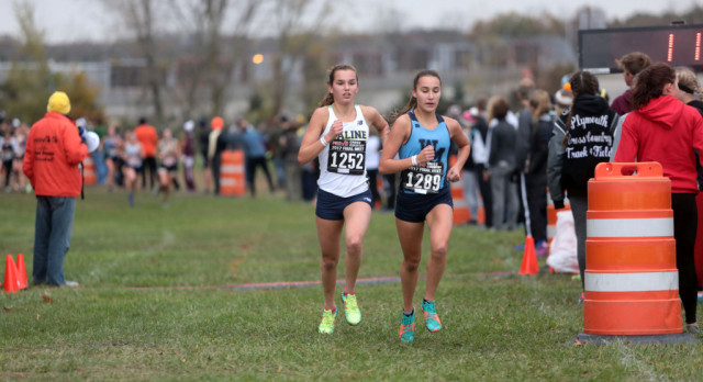 The Saline Post: Larson 4th as Saline XC Girls Take 10th in State