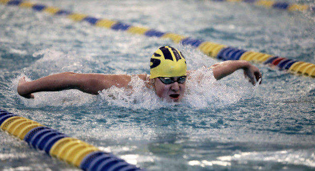 The Saline Post: Saline Shatters Records on Way to SEC Red Swim and Dive Championship
