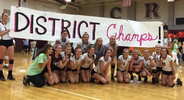 Volleyball Award Winners!