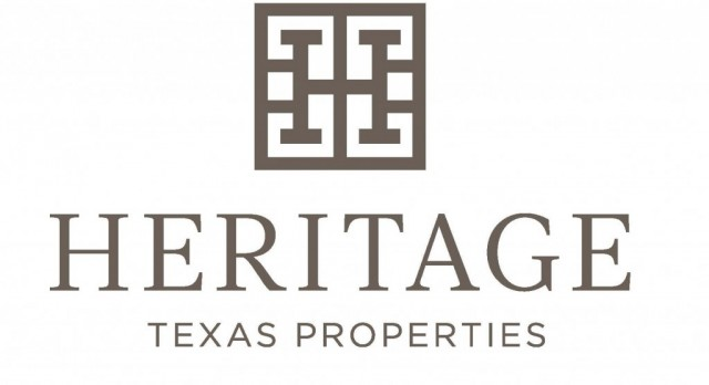 Support our Sponsor: Heritage Texas Properties
