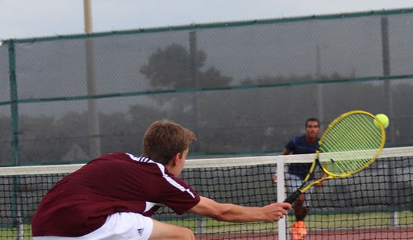 Cinco Ranch HS 2016-17 Tennis Tryouts