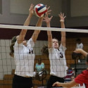 JV Volleyball v Dulles