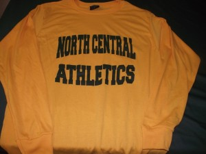 NC Long Sleeve Yellow