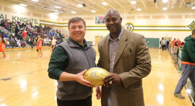 Tyrone Drakeford Selected as NCHS Athletic Director