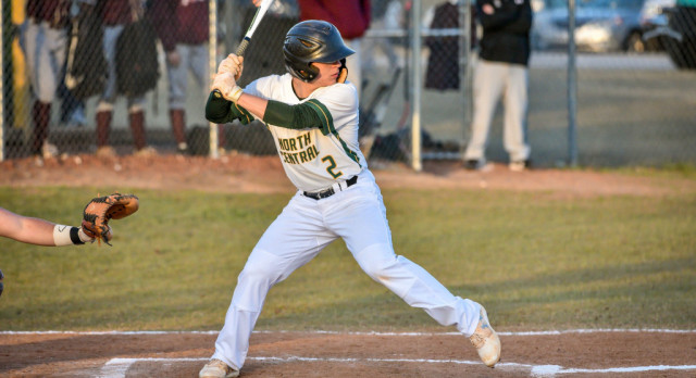 Holley Drives In Four As NC Baseball Defeats Chesterfield