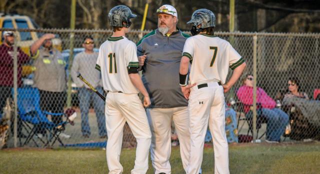 Robbie Cash Named Region 4-AA Baseball Coach of the Year