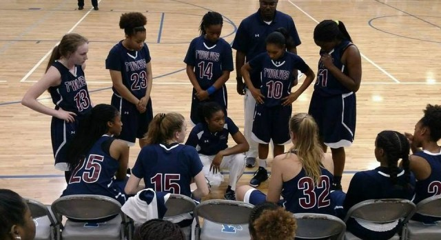 LR Tabs Jackson as Head Coach of Girls Basketball