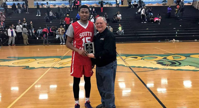 Clyde Trapp South's All-Star MVP