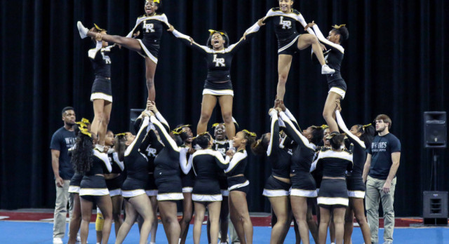 2017-18 Cheerleading Tryout Applications Now Available