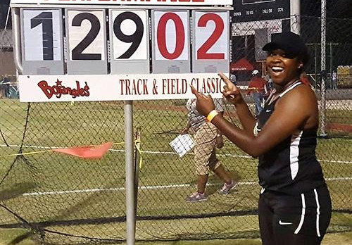 Track Places Athletes on 2017 All-Midlands Track and Field Team