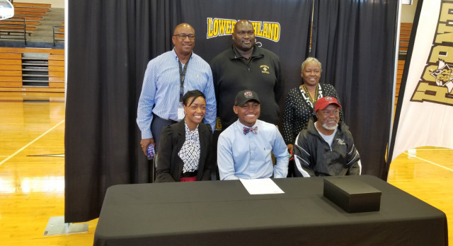 Ronald Fuller Chooses South Carolina