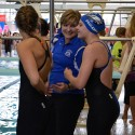 Girls Swim & Dive at KLAA Lakes Conference Meet