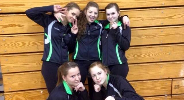 Three Lakeland gymnasts qualify for State Meet