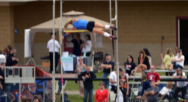 Grzymkowski, Confer, Neumann, Keller, and Troxell qualify for Track State Finals; others as well