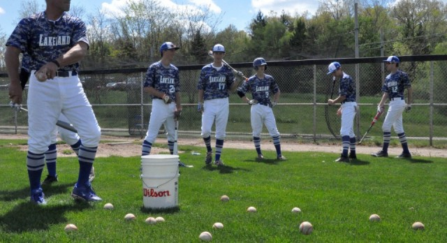 Baseball team recognized by MLive as Team of the Week