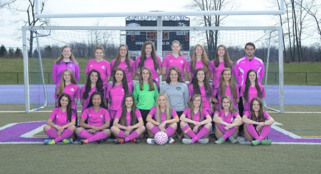 Girls Soccer hosts Kettering for Senior Night, Pink Out game tonight