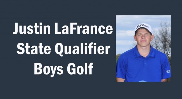 LaFrance finishes Lakeland career with 10th place finish at Golf State Finals