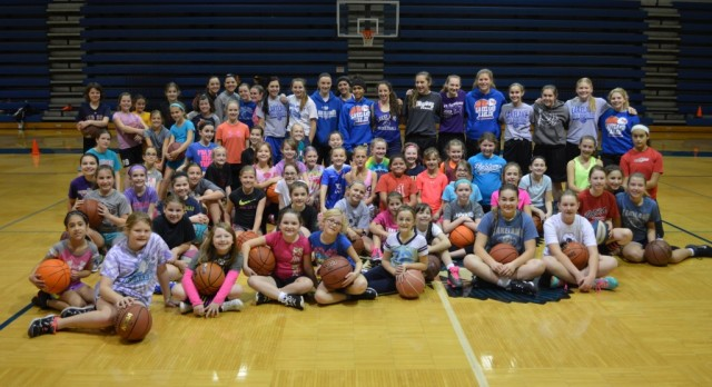 Boys and Girls Basketball programs host camps next week