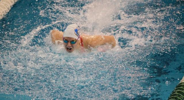 Emma Hazel earns All-American honors in swimming
