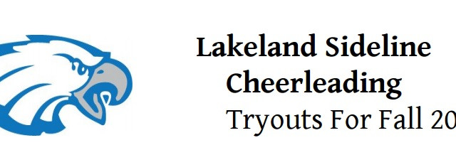 Fall 2017 Sideline Cheerleading Tryout Information
