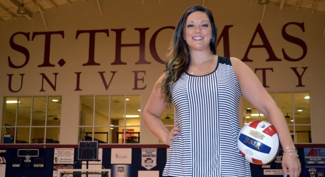 LHS 2007 alumnus Kera Dukic takes college volleyball coaching position
