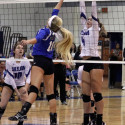 Volleyball at WLW (Photos by Lydia Armstrong)