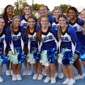Football, Cheer, Poms:  Senior Night 2017