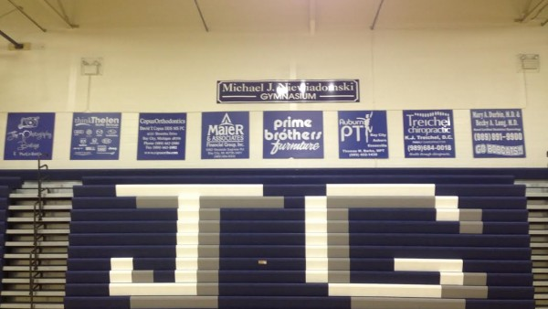 Gym Signs Picture