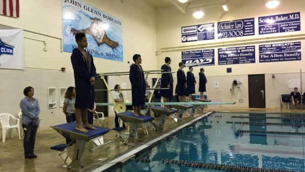2017 Boys' Swim Seniors