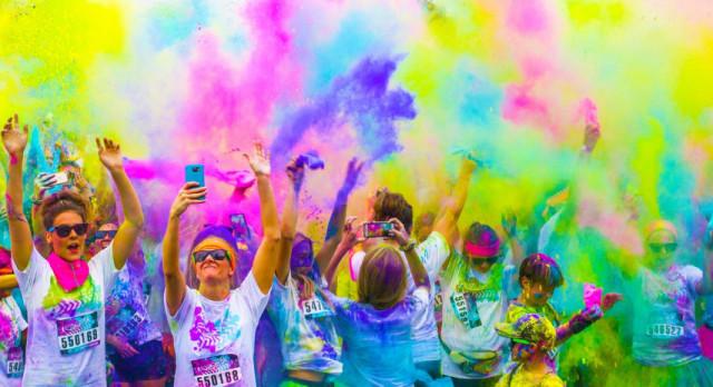 Bobcat Color Bash – Color Run