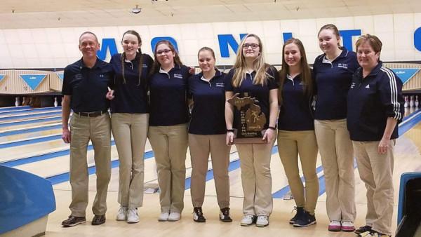 2017 Girls' Regional Champions