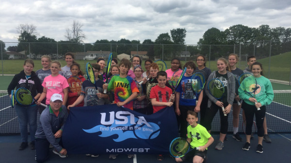 Youth Tennis Clinic