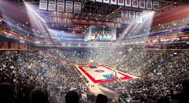 Bobcat Basketball @ Little Caesars Arena!