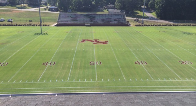 Varsity Football Home Friday