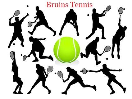 Tennis Splits at Hagerstown Invite
