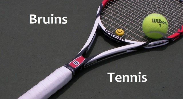 Tennis Blanked by Alexandria