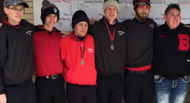Bruin Golfers Finish 3rd