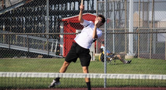 Bruin Tennis Defeats Randolph Southern