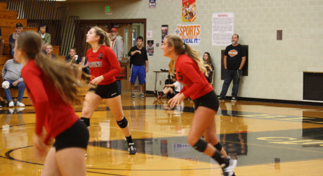 Bruin Volleyball Defeated by M-G