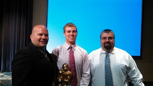 National Football Foundation Honors Scholar Athletes