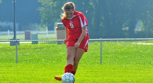 Girls' Varsity Soccer Loses Close Match To Cascade